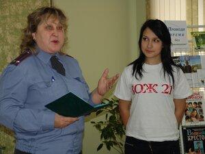 В приморском городе Артем прошла акция «Детство – территория безопасности»