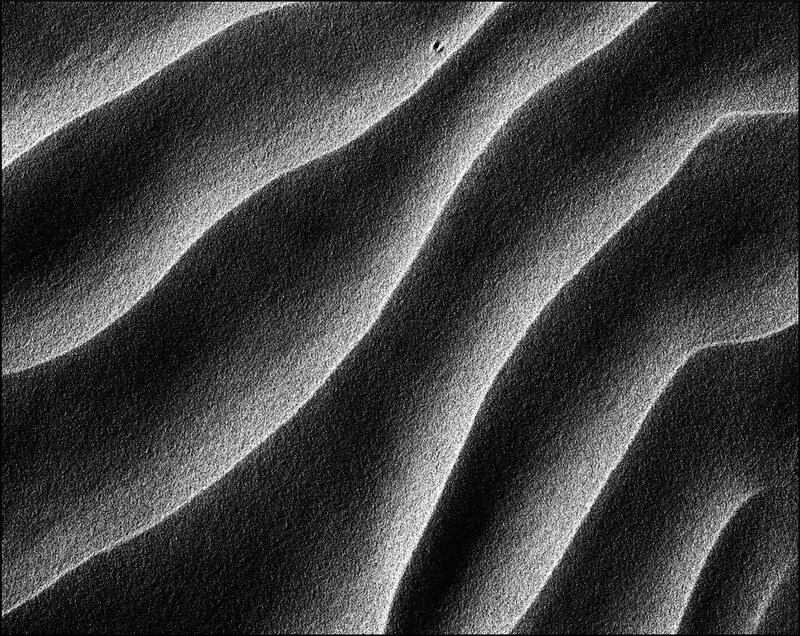 Sand Waves © David M Lee