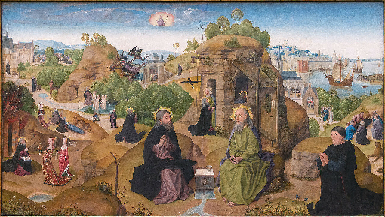 Legend_of_the_Holy_Ermit_Anthony,_Meister_der_Hl_Sippe,_W_A_F__452,_Alte_Pinakothek_Munich1410 — 1440.jpg