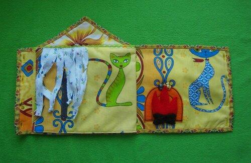 Сказочный домик. Съемный игровой элемент большого развивающего коврика