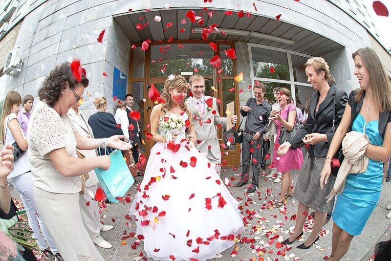 фотографии свадьбы друга