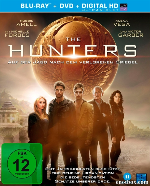 Охотники / The Hunters (2013/BDRip/HDRip)
