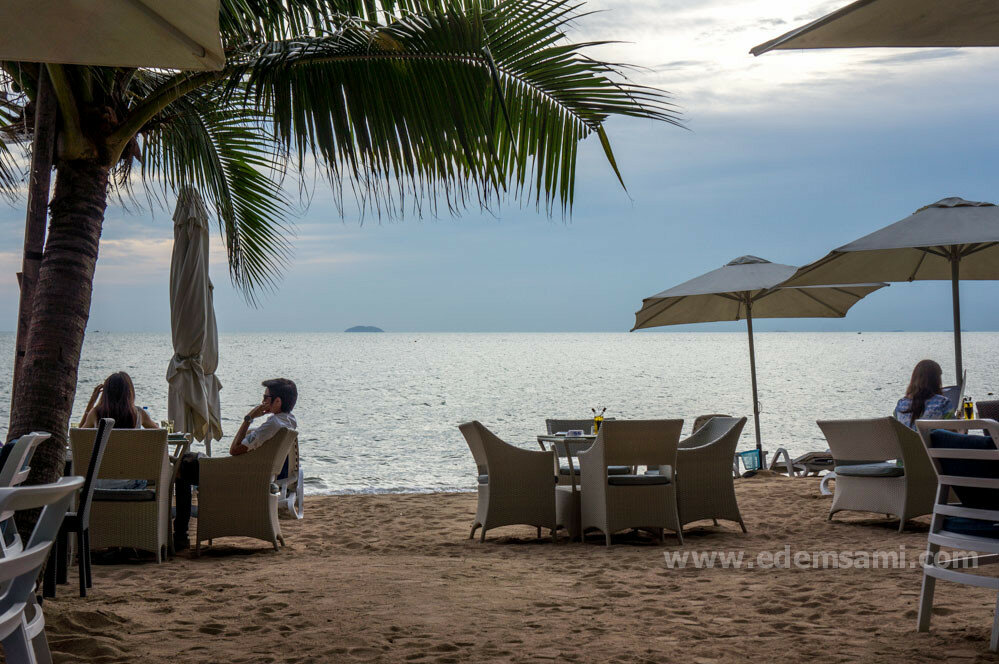 Bacco Beach Restaurant Pattaya