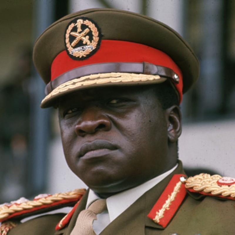 Правление: 1971-1979 гг. Генерал Амин сверг избранное правительство в Уганде с помощью военного пере