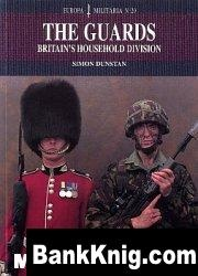 Книга The Guards, Britain's Household Division