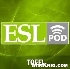 Аудиокнига English as a second Language. TOEFL Podcast