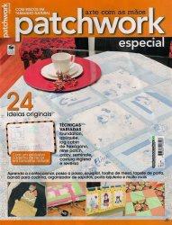 Журнал Arte com as maos Patchwork especial no.1