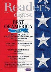 Журнал Reader's Digest USA - July 2014