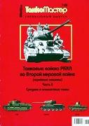 Книга Средние и огнеметные танки