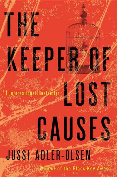 Книга « The Keeper of Lost Causes »