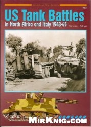 Concord Armor At War Series 7051 US Tank Battles in North Africa and Italy 1943-1945
