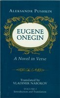 Книга Eugene Onegin: A Novel in Verse [Translated, with a commentary, by Vladimir Nabokov]