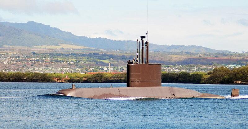 209 проект подводной лодки