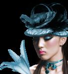 Девушки в шляпах 0_80c46_ad805be7_S