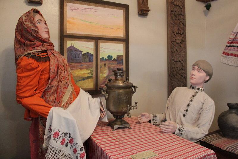 Этнографический музей, Саратов, 23 марта 2012 года
