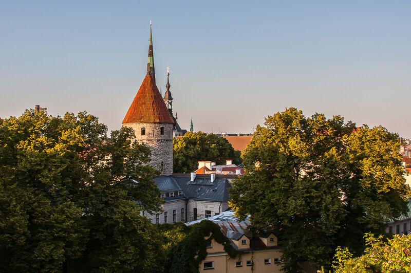 Кусочек Старого Таллина