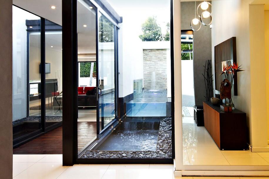 Обновленный дизайн Moss Oaklands Residence в Кейптауне