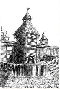 Реконструкция укреплений крепости