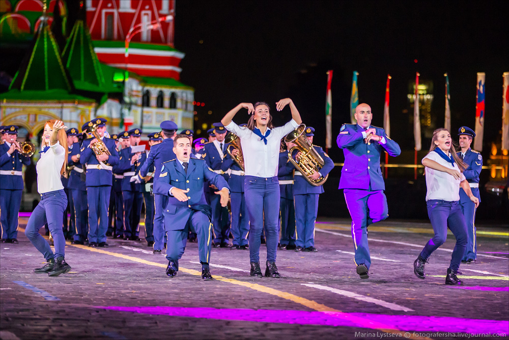 Фестиваль военных оркестров 2015