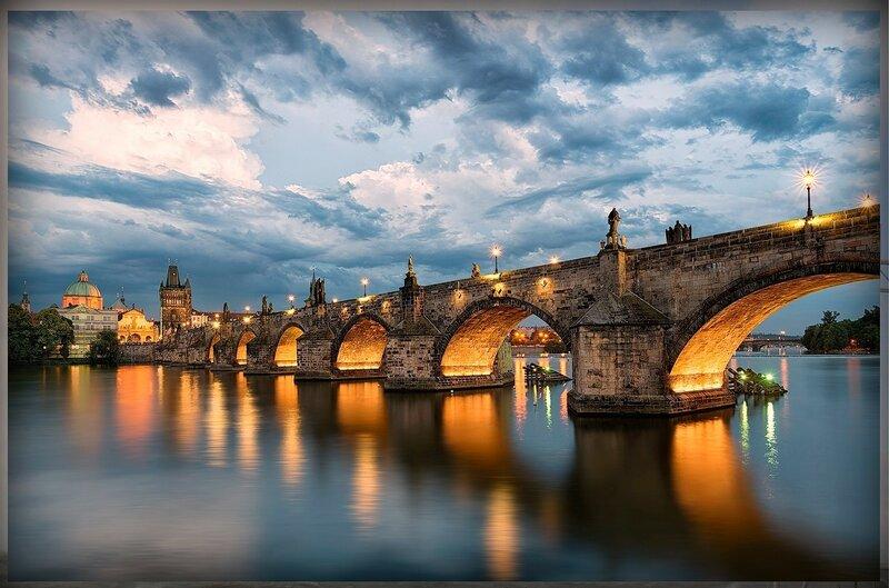 16. Карлов Мост(Прага, Чехия).JPG