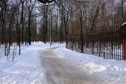 Ограда ул Кренкеля