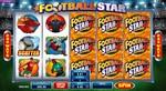 Football Star бесплатно, без регистрации от Microgaming