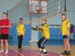 Первенство города по волейболу