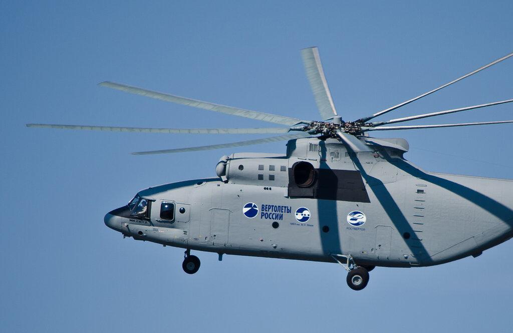 Rússia e China avançam em projeto conjunto de helicóptero pesado