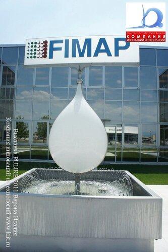 Завод FIMAP (Верона, Италия)