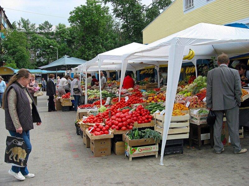 В следующем году Ярославские рынки могут быть закрыты.