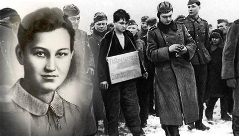 Зоя Космодемьянская. Правда о подвиге (2005) TVRip