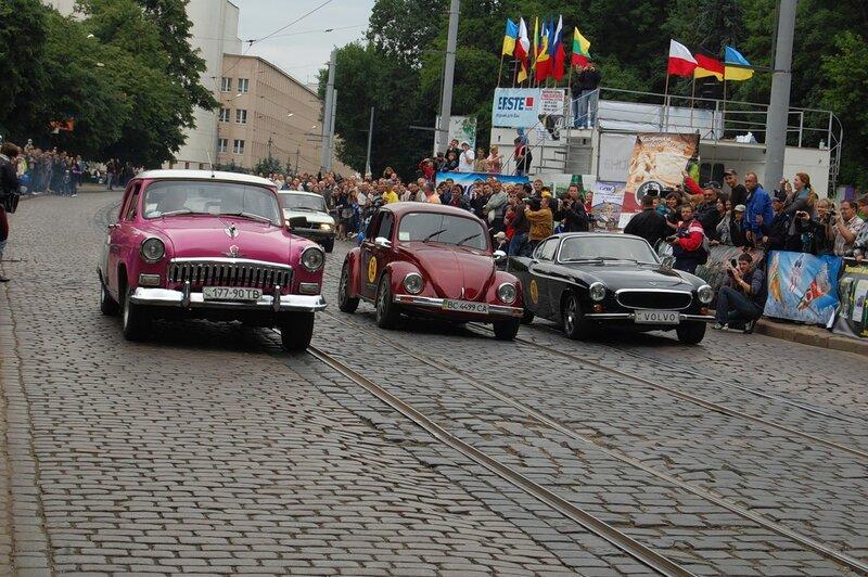 """""""Гран-при"""" Львова 12.06.2011 г."""