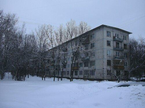 ул. Крыленко 15к1