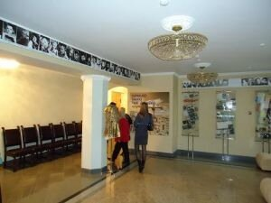 г. Новокузнецк. Музей драмтеатра