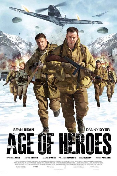 Эпоха героев / Age of Heroes (2011) DVD5/HDRip