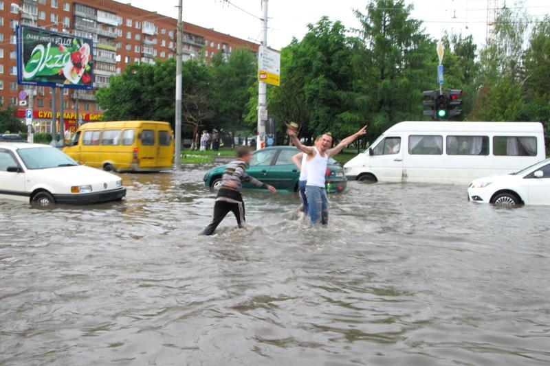 потоп в туле 2016 человек, которому рассказали