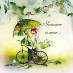 «Summer Is NearL»  0_69aec_2c2a1a14_S