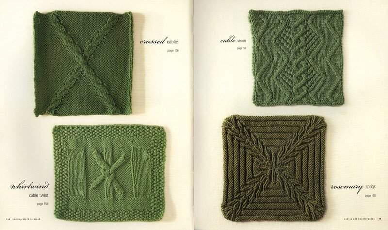 Arts And Craft Books Knitting Block By Block Make