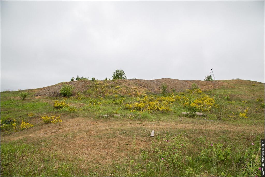 Андреевский медный рудник Нижний Тагил