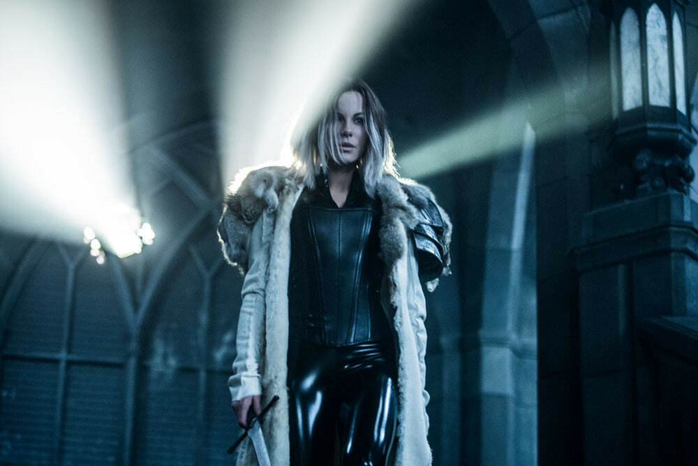 Kate Beckinsale stars in Screen Gems' UNDERWORLD: BLOOD WARS.