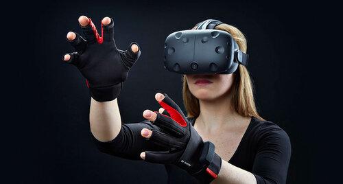 Перчатки VR позволят почувствовать виртуальную реальность
