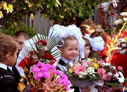 Первое сентября в Молдове как повод повысить цены на цветы