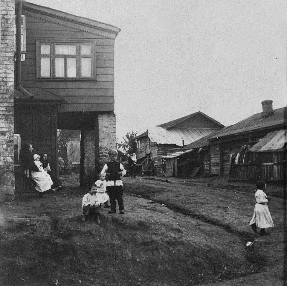 Дача на Воробьёвых горах.1900- годы..jpg