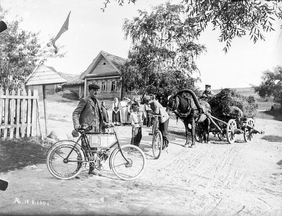 Московская губерния. Деревня Щукино. 10.8.1903 года.jpg