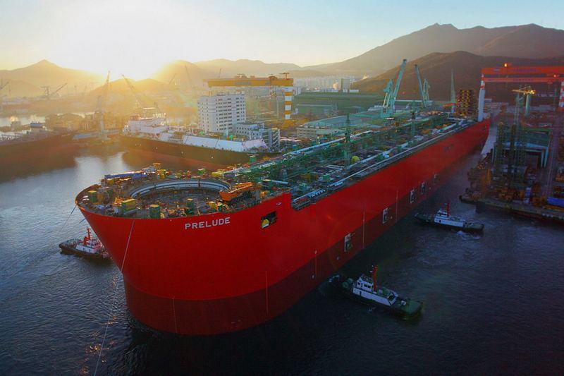 Крупнейшие морские судна мира