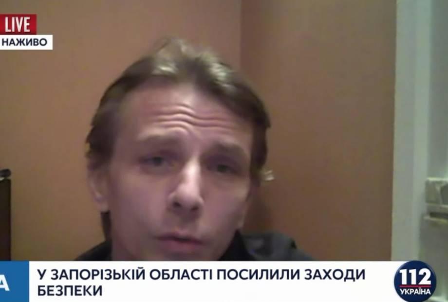 """В Запорожье усилены меры безопасности из-за заявления Захарченко о мести за """"Моторолу"""""""