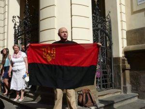 """В Праге состоялось вече в поддержку """"Пр····о се····а"""""""