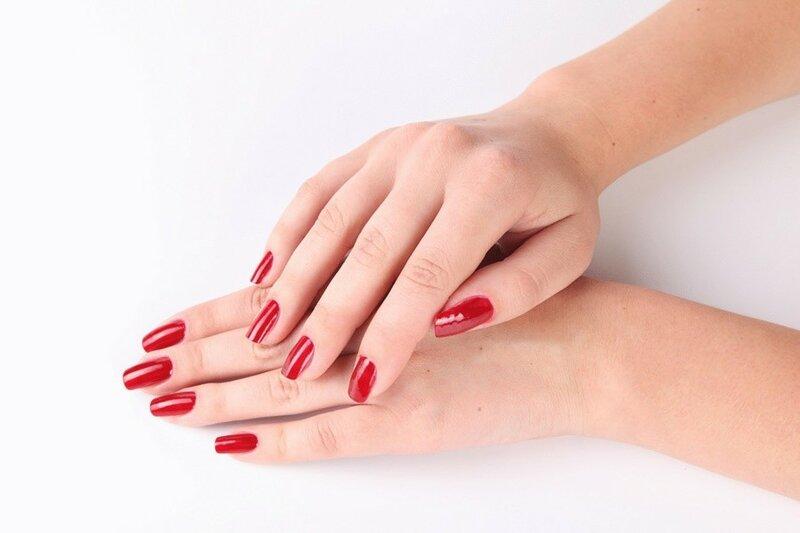 Идеальный маникюр, привлекательные ногти