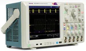 Цифровой осциллограф MSO5104B  . Внешний вид