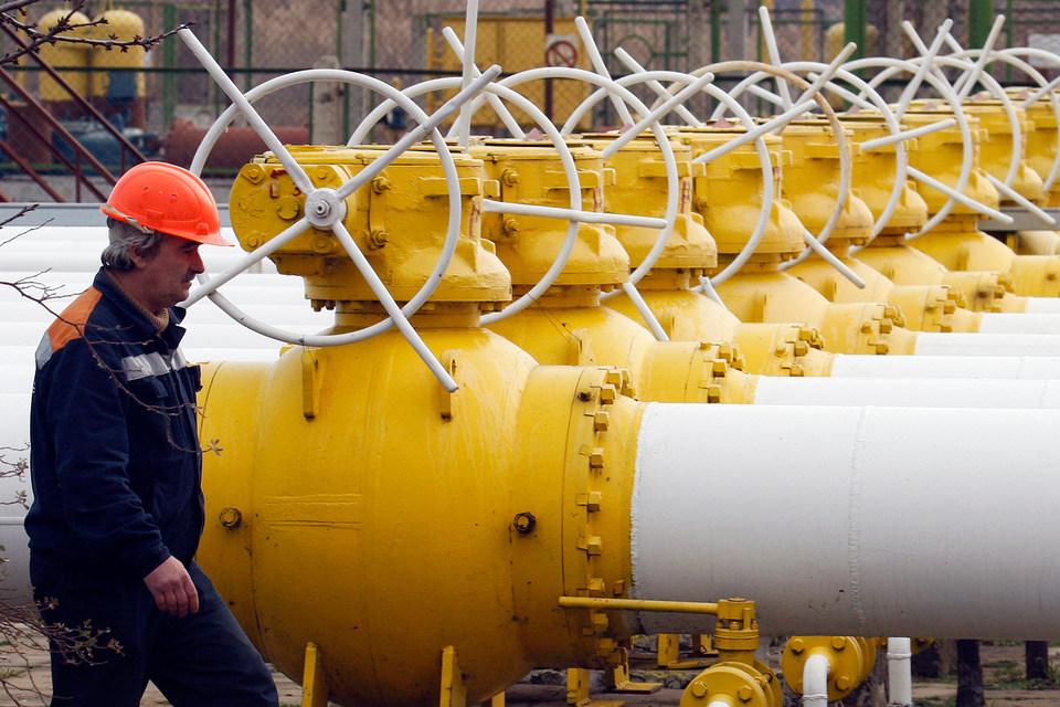 «Нафтогаз» ждет поднятия цен на русский газ в наступающем 2017 году
